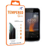 Calans 9H Tempered Glass Screen Protector for Nokia 1 - Clear